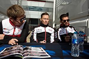 Le Mans BRÉKING Le Mans: variál a Toyota, Lopez átkerült a harmadik autóba