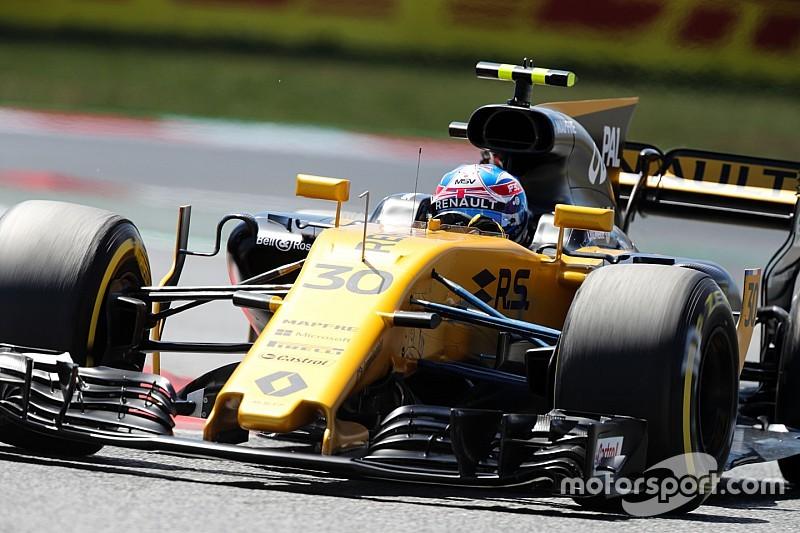 Palmer encore éliminé en Q1