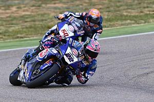 WSBK Preview Yamaha visera le podium à Assen