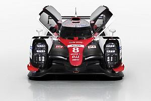 WEC Breaking news Toyota perkenalkan mobil penantang LMP1 2017