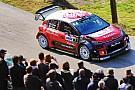 WRC 【WRC】フランス初日午前:ミーク首位。ハンニネンはクラッシュ炎上