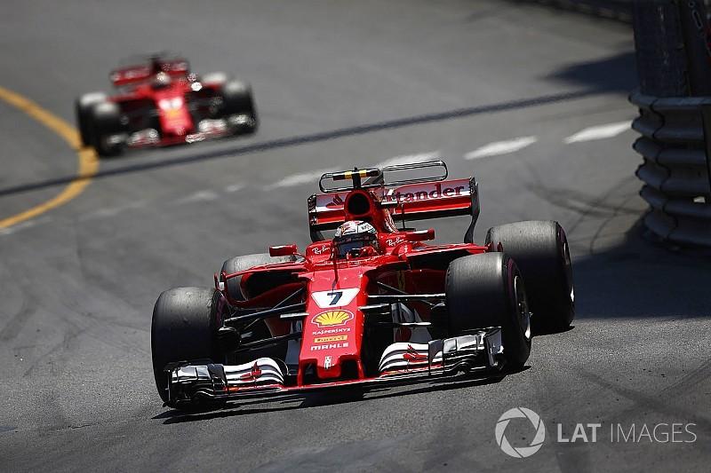 Kimi Räikkönen über Monaco 2017: