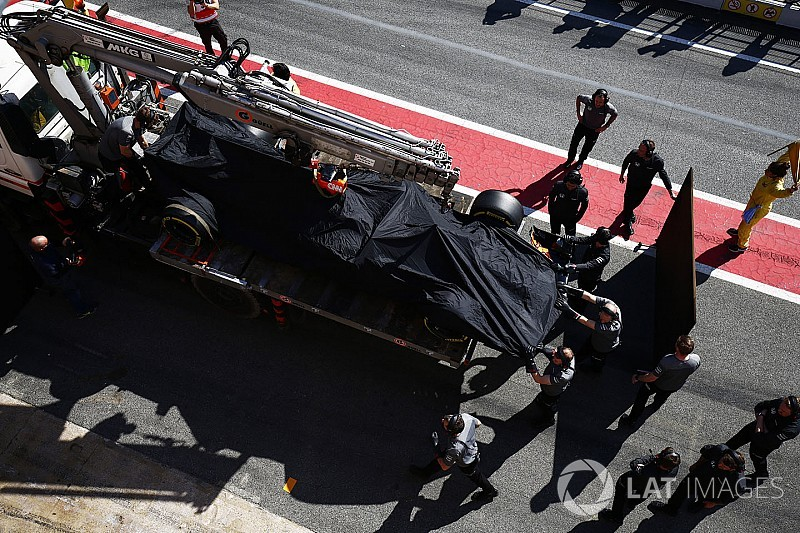 Analiz: McLaren-Honda'yı bitiren tasarım hatası