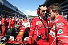 Vettel: Yarışı startta kaybettik