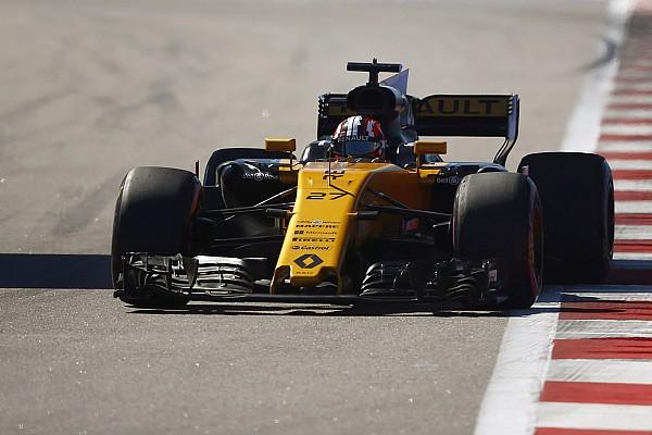 Punkte für Renault: Nico Hülkenberg trotzdem