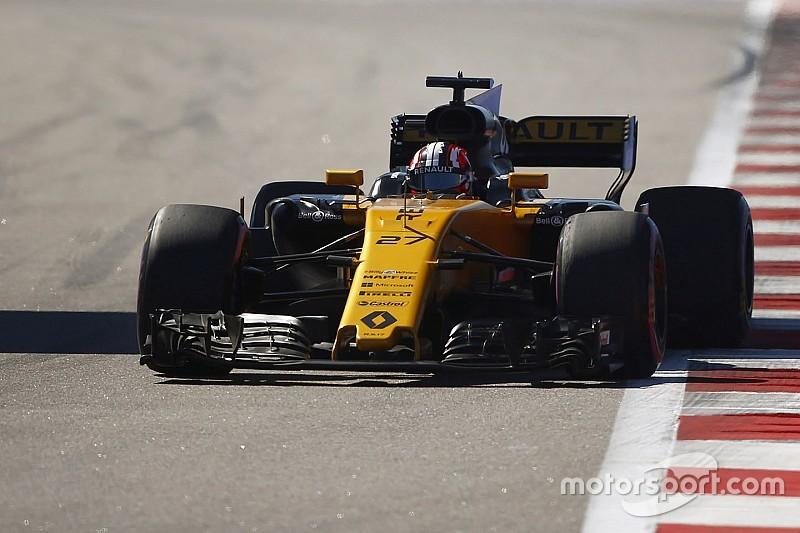 Hülkenberg confirme la solidité de Renault en qualifications
