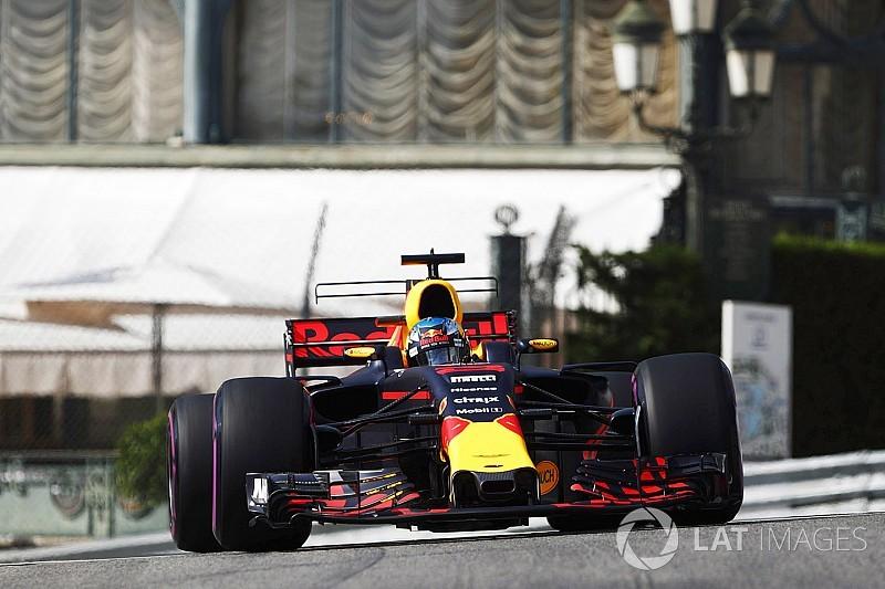 Red Bull привезла в Монако собственное Т-крыло