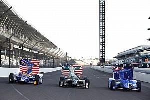 IndyCar Top List La parrilla de Indy 500 en imágenes