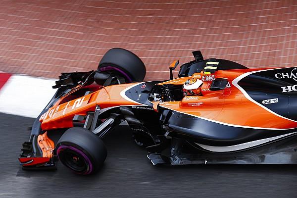 فورمولا 1 أخبار عاجلة باتون غير نادم على الاعتزال بعد قيادة سيارة 2017