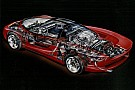 Automotive Mid-engine Corvette Indy cutaway shows what could've been