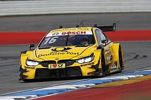 DTM Crónica de Clasificación Timo Glock saldrá desde la pole en la carrera de hoy del DTM