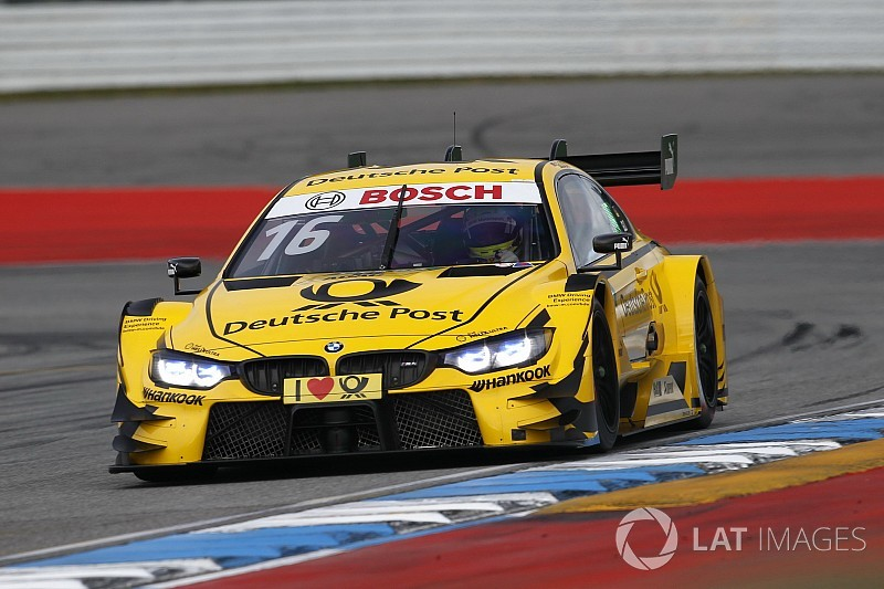 Qualifications 1 - La pole pour Timo Glock