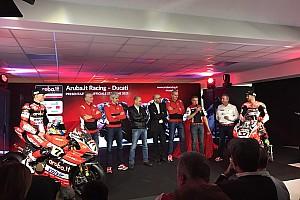 Superbike-WM News Die Ducatis von Chaz Davies und Marco Melandri vorgestellt