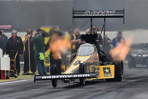 NHRA Schumacher, C. Force, Butner and Krawiec are No. 1 qualifiers at the Southern Nationals