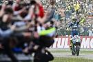 La baja de Rossi no hace mella en la audiencia televisiva