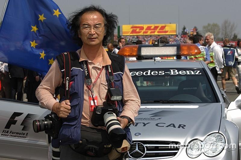 中国F1新闻摄影先驱者于明去世