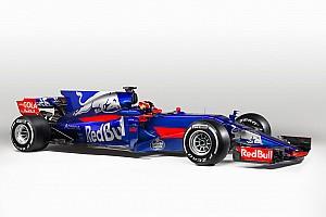 Toro Rosso показала новий болід STR12