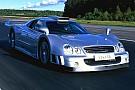 Flashback - La Mercedes CLK GTR de 1998