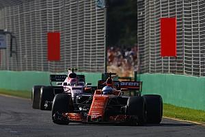 Формула 1 Новость Окону казалось, что Алонсо «никогда не ошибется»