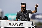 Formula 1 Alonso might not see out season with McLaren - Webber
