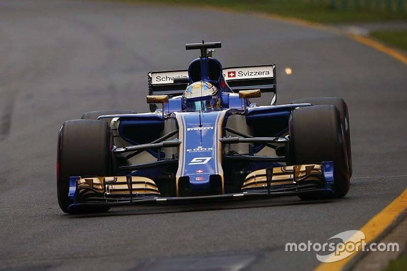 """Sauber dice que los puntos """"aún son posibles"""" en el año"""