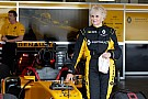 Automotive 79-year-old Rosemary Smith drives Renault F1 car