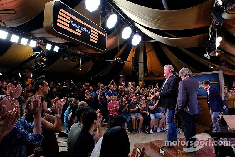 Record voor The Grand Tour: meeste illegale downloads ooit