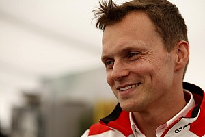 Le Mans Breaking news Lieb set to be Porsche reserve driver for Le Mans