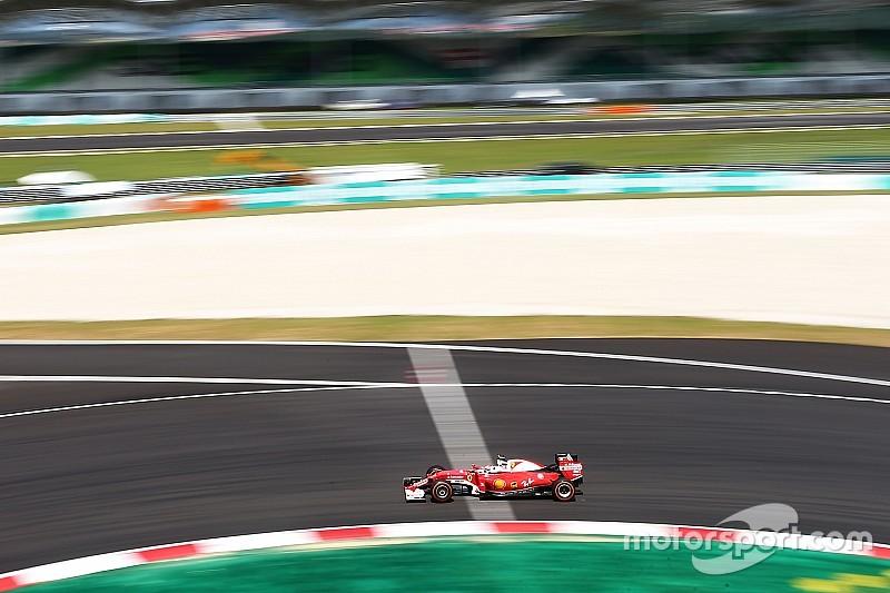 Los pilotos critican la modificación de la última curva de Sepang