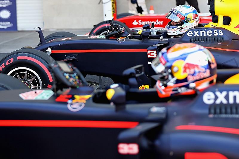 "Ricciardo/Verstappen have ""raised the bar"" at Red Bull"