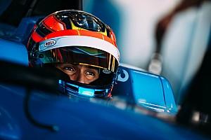 GP3 Testing report Tunjo tops Day 1 of final GP3 pre-season test