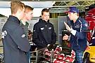 Verstappen maakt kennis met nieuwe lichting Nederlandse coureurs