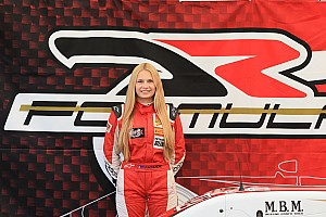 Formula 4 Intervista Fabienne Wohlwend, dal Liechtenstein con un pieno di passione!