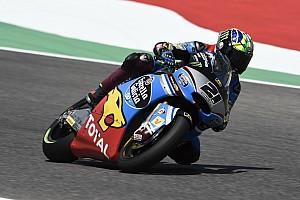 Moto2 Reporte de calificación Moto2: Morbidelli le quita la pole a Márquez en el último instante