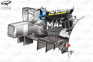 Formel 1 Fotostrecke Formel-1-Technik: Entwicklung des Williams FW40 in der Saison 2017