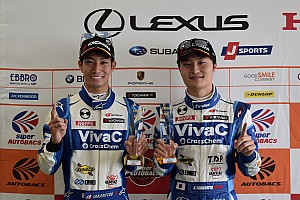 スーパーGT 速報ニュース 【スーパーGT】オートポリス予選GT300:25号車VivaC、驚速ポール獲得