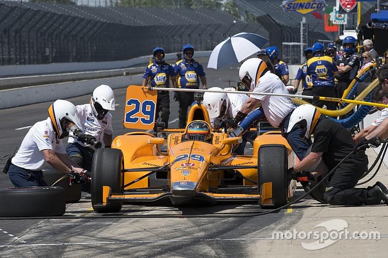 """Para Dixon, Alonso tiene """"gran oportunidad"""" de ganar Indy 500"""