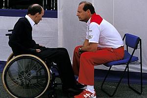 Formel 1 News Alte Vereinbarung zwischen Frank Williams und Ron Dennis Geschichte?