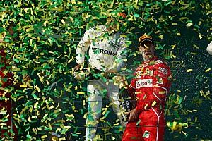 Fórmula 1 Galería El récord que Raikkonen le arrebató a Schumacher en Australia