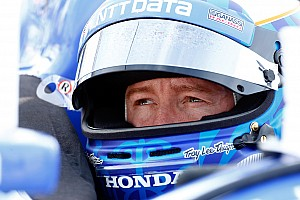 IndyCar Testing report Dixon tops Texas test at 220mph