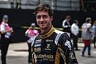 فورمولا  V8 3.5 فورمولا 3.5: بيندر يحرز آخر قطب انطلاق أول للبطولة في البحرين