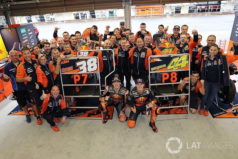Smith und Espargaro bescheren KTM bestes MotoGP-Qualifying in Motegi