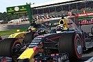 eSports Codemasters announces F1 2017 car updates