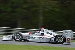 IndyCar Reporte de prácticas Power encabeza el dominio de Penske en la práctica 3 de Barber