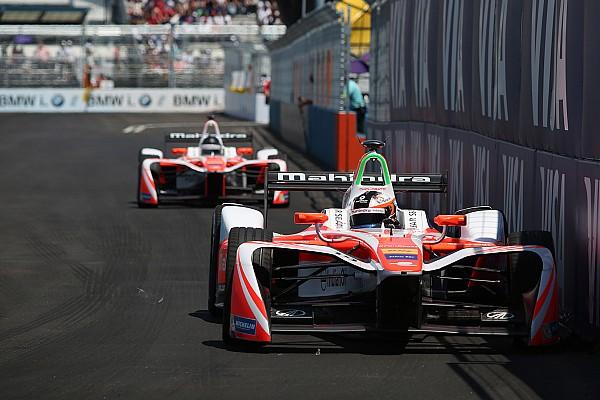 Rosenqvist y Heidfeld siguen en Mahindra para la Fórmula E 2017/18