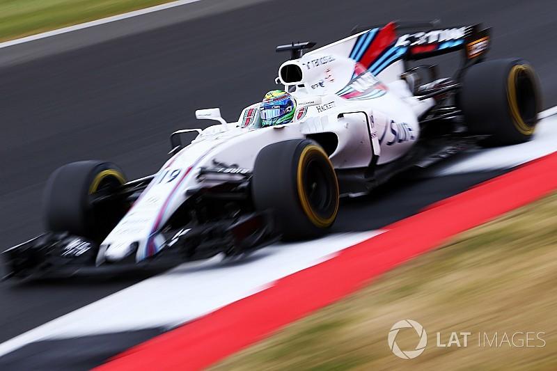 """Massa evita celebrar el décimo lugar: """"no quedé contento con la posición"""""""