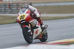CEV Qualifying report CEV Moto2: Dimas Ekky rebut posisi start ketiga