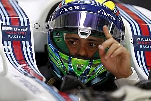 Fórmula 1 Últimas notícias Feliz, Massa destaca baixo desgaste de pneus em Sochi
