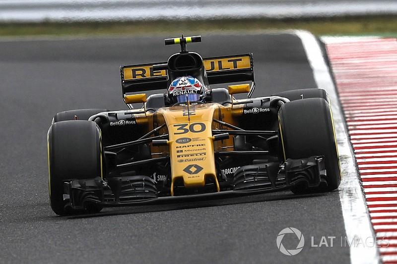 Renault pilotları araçtan memnun