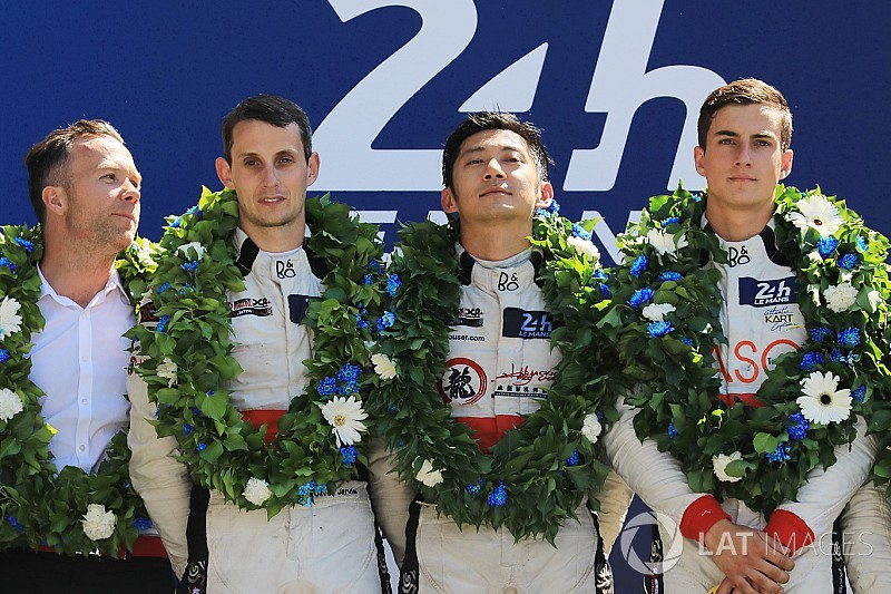 Jackie Chan DC Racing x JOTA Sport make Le Mans history with first chinese victory